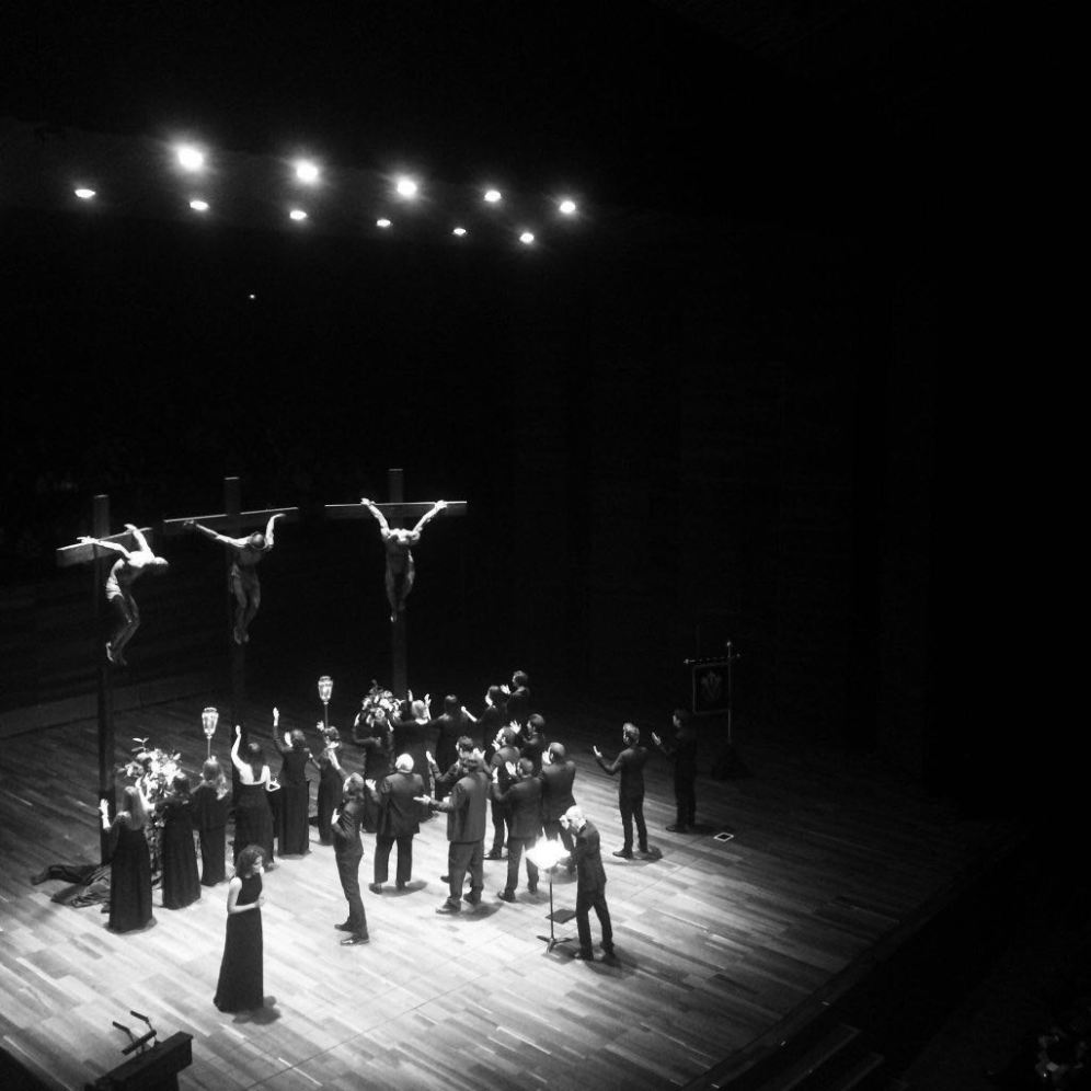 Pregón Semana Santa de León 2016 - Auditorio Ciudad de León