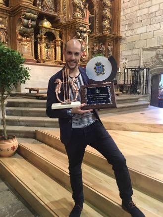Tres premios en San Vicente 2016